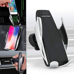 Infrared Sensor Automatic Wireless Charger Phone Holder