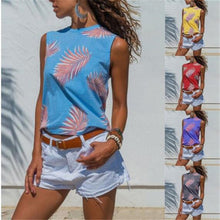 Load image into Gallery viewer, Women's New Style Printed Vests