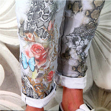Load image into Gallery viewer, Fashion Casual Printing Women's Pants