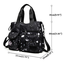 Load image into Gallery viewer, Large-capacity Starry Sky Pattern Shoulder Bag Handbag For Women
