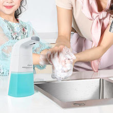 Load image into Gallery viewer, Waterproof Automatic Soap Dispenser Sensor Foam Liquid Dispenser