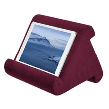 Load image into Gallery viewer, Multi-Angle Soft Stand For Tablets