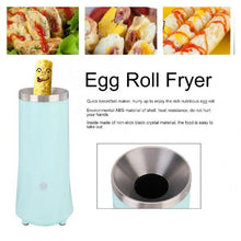 Load image into Gallery viewer, DIY Automatic Breakfast Egg Roll Maker