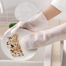 Load image into Gallery viewer, 1Pcs Housekeeping Silicone Dishes Washing Gloves
