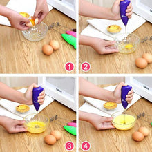 Load image into Gallery viewer, Mini Electric Mixer Kitchen Gadgets Muddler Stirring Rod Eggs Beater