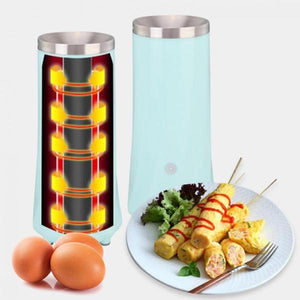 DIY Automatic Breakfast Egg Roll Maker