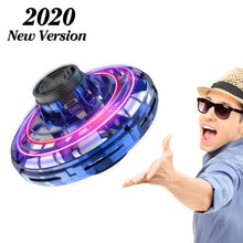 Load image into Gallery viewer, Creative Tricked-out Flying Spinner Anti-anxiety Reduce Stress Toy