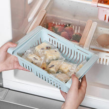 Load image into Gallery viewer, Household Practical Pull Type Refrigerator Fresh-keeping Classification Storage Rack