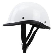 Load image into Gallery viewer, Retro Personality Portable Unisex Spring Summer Half Helmet