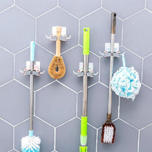 Load image into Gallery viewer, Universal Seamless Wall Mounted Mop Hook