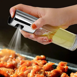 Kitchen Vinegar Bottle Oil Spray Empty Bottle
