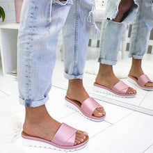 Load image into Gallery viewer, Casual Simple Slip-On Slippers