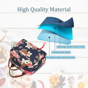 Women Tote Lunch Bag
