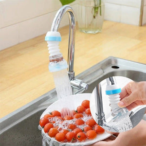 2pcs Kitchen Telescopic Faucet Filter