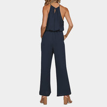 Load image into Gallery viewer, Sexy Solid Pockets Women's Jumpsuits