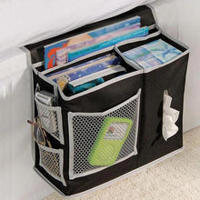 Load image into Gallery viewer, Multi-function Bedside Storage Organizer