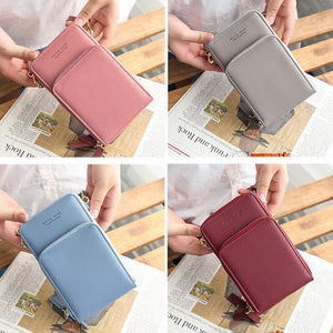 Fashion Large Capacity Mini Women's Wallet