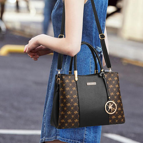 Handbag Lady PU Leather Shoulder Bag