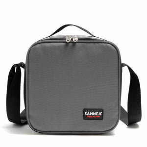 Fashionable Children's Portable Insulated Lunch Bag