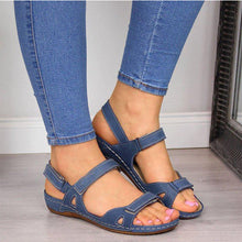 Load image into Gallery viewer, Women Comfy Sole Sandal Shoes