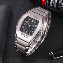 Load image into Gallery viewer, Men Business Casual Quartz Wrist Watches