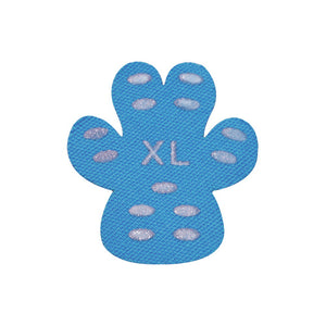 4PCS SET Pet Insoles Anti-dirty Dog Pads Puppy Foot Stickers