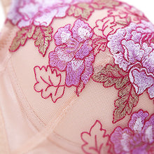 Load image into Gallery viewer, Sexy Lace Under-Wire Adjusted-straps Back Closure Bras