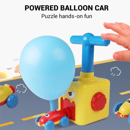 High-quality Balloons Car Children's Science Toy