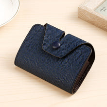 Load image into Gallery viewer, Fashion Card Holder Men Retro Business Bag