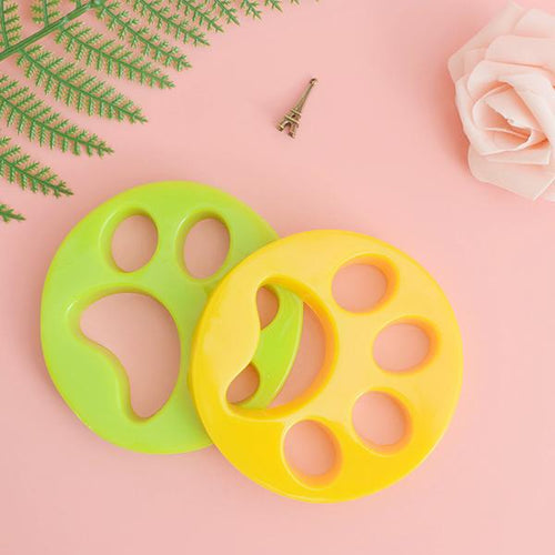 Pet Sticker Hair Cleaning Ball