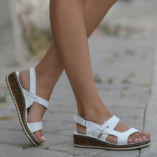 Load image into Gallery viewer, Vintage Casual Wedge Sandals