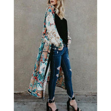 Load image into Gallery viewer, Vintage Floral Printed Casual Cardigans