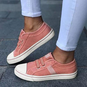 Canvas Casual Outdoor Women's Sneakers