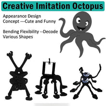 Load image into Gallery viewer, Flexible Octopus Style Cell Phone Holder
