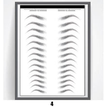 Load image into Gallery viewer, 4D Hair-like Authentic Eyebrows