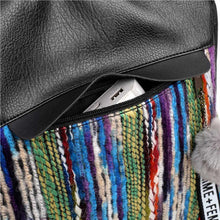Load image into Gallery viewer, Fashion Stitching Leisure Women 's Backpack
