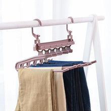 Load image into Gallery viewer, Six-in-One Folding Creative Hanger