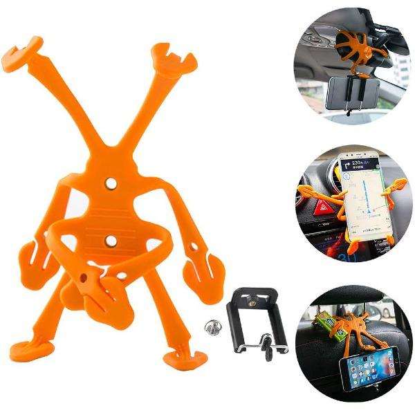 Flexible Octopus Style Cell Phone Holder
