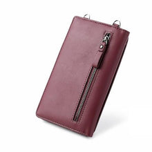 Load image into Gallery viewer, Long Phone Bag Multifunctional Crossbody Bag
