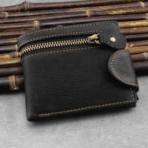 Retro Men's Casual Wallet