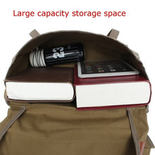 Load image into Gallery viewer, Motorcycle Side Tool Storage Pouch Universal Canvas Saddle Bag