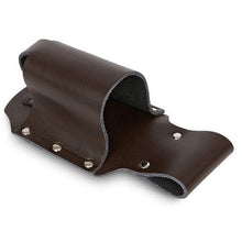 Load image into Gallery viewer, Espresso Brown Leather Classic Beer Holster
