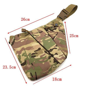 Outdoor Men Anti-Theft Hunting Crossbody Bag