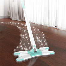 Load image into Gallery viewer, Hands-free Washing Flat Lazy Household Mop