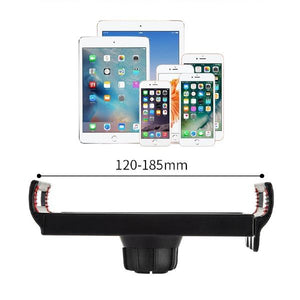 Adjustable Mobile Phone Tablet Floor Stand