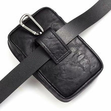 Load image into Gallery viewer, Universal Double Zip Waist Bag