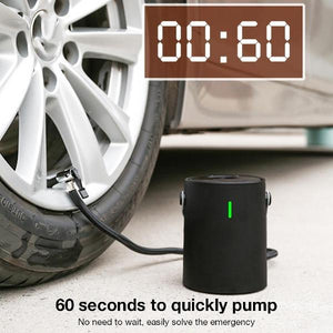 Mini Handheld Portable Wireless Tire Inflator