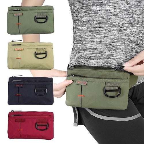 Men Tactical Waist Packs Belt Outdoor Cycling Riding Jogging Travel Sport Bag