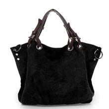 Load image into Gallery viewer, Casual Canvas High Capacity Shoulder Bags