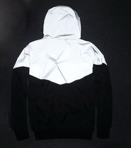 No Shade Half Reflective Jacket
